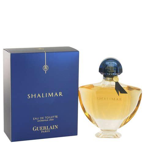 shalimar guerlain eau de toilette spray 3 oz perfumemart