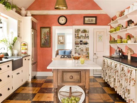 20+ Best Country Kitchen Colors Trends 2018 Interior