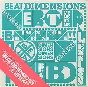 V.A. / Beat Dimensions Vol.1 (LP), Rush Hour   中古レコード通販 大阪 ...