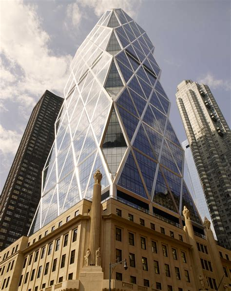 hearst tower new york city foster partners