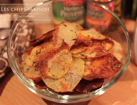 chips au four maison chachou s kitchen