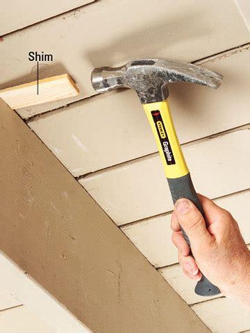 preparing floor for tile