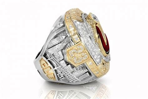 Closer Look At Cleveland Cavs 2016 Championship Rings. Sun Moon Rings. Wooden Box Engagement Rings. Santa Rings. Glow Rings. Huge Beautiful Wedding Rings. Evil Rings. Lantern Rings. Little Wedding Rings