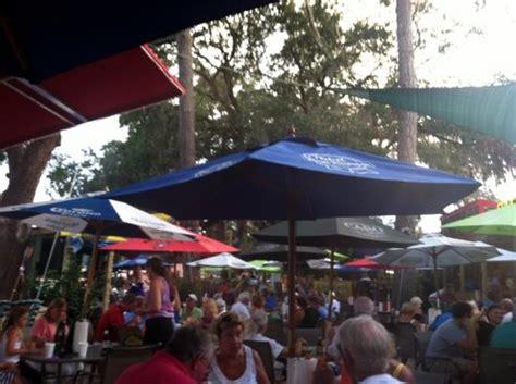 Patios River Sc by Patio S Tiki Bar American Restaurant 4495 Mineola In