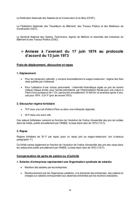convention collective nationale cadres travaux publics ccmr