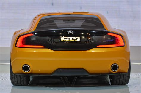2018 Kia Gt4 Stinger Concept  Car Photos Catalog 2018