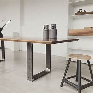 Tisch Mit Rädern : 17 best ideas about esstisch holz metall on pinterest salontisch holz industrielle esstische ~ Markanthonyermac.com Haus und Dekorationen