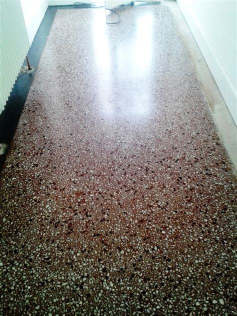 cleaning terrazzo floor dorset tile doctor