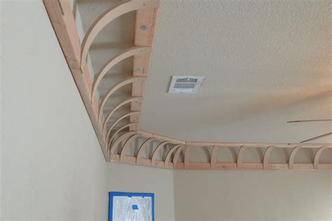 cove ceiling kit featured projects archways ceilings