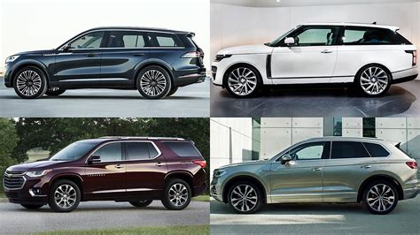 Top 7 New Best Suv (2019) Youtube