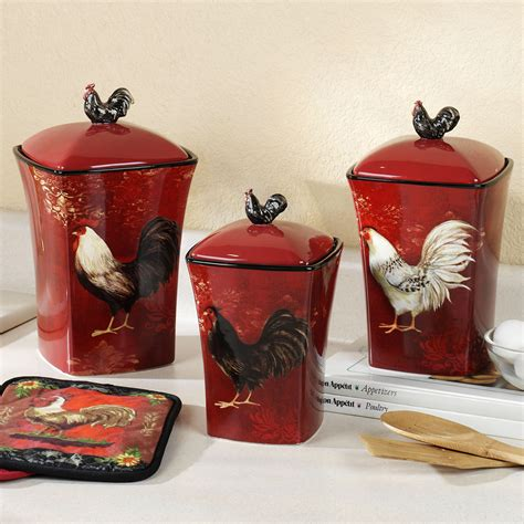 Cheap Rooster Kitchen Decor  Rooster Decor Ideas Петух в