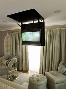Fernseher Verstecken Möbel : fernseher in wand einbauen anleitung m bel design idee f r sie ~ Markanthonyermac.com Haus und Dekorationen