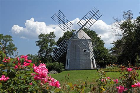 Cape Cod Jonathan Young Windmill Photograph By Juergen Roth