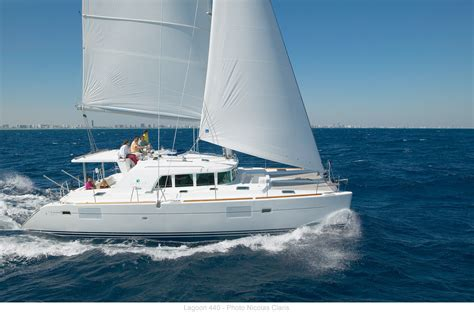 Catamaran M2 Vendre by Yacht Charter With A Lagoon 440 The King Of The