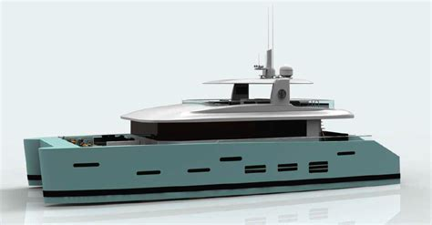 Catamaran Design Features by Kingcat 80 Yacht Charter Superyacht News