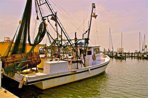 Shrimp Boat For Sale Texas by Texas Shrimp Boat Photograph By Frank Santagata