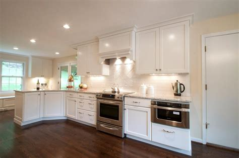 subway tile backsplash ideas with white cabinets home design kitchen bring your best