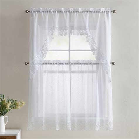 25 best ideas about white lace curtains on lace curtains vintage curtains and
