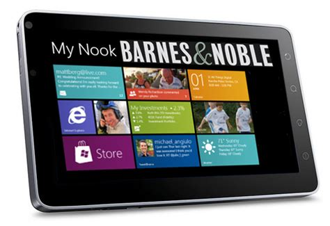 barnes and noble app b n to nook windows 8 app will replace it with