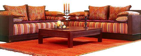 le canap 233 marocain du traditionnel au plus design