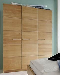 Massivholz Kleiderschrank Buche : kleiderschrank 3t rig buche massiv ge lt ~ Markanthonyermac.com Haus und Dekorationen
