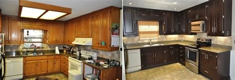kitchens before after