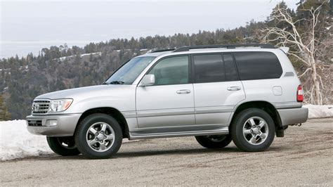 Land Cruiser 100 by 2006 Toyota Land Cruiser 100 Pictures Information And