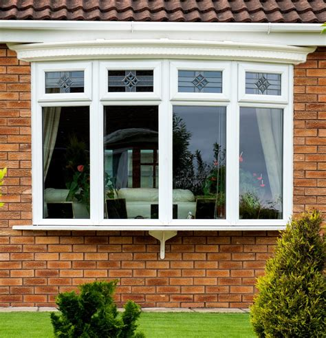 Bow Windows  View Our Bow Window Range  St Helens Windows