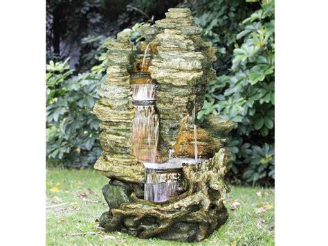 Fontaine De Jardin Miami Rochers Avec Cascade Jardideco
