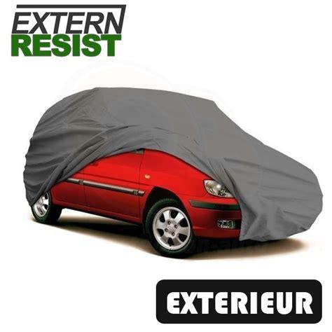 housse voiture bache protection auto pour monospaces protection exterieure semi sur mesure