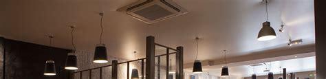 plafond tendu 224 chaud et 224 froid