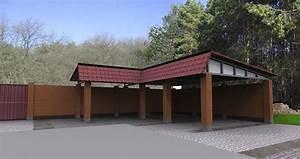 Auto In Der Garage : carport oder garage die grundst cksplanung ~ Whattoseeinmadrid.com Haus und Dekorationen