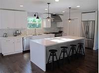 pictures of white kitchens Tips to Design White Kitchen Island - MidCityEast