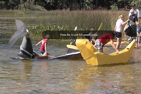 Cardboard Boat Challenge Instructions by Topic How To Build A Boat With Cardboard And Duct Tape Mi Je