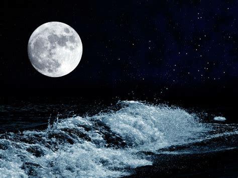 Dream Boat High Waves full moon alert