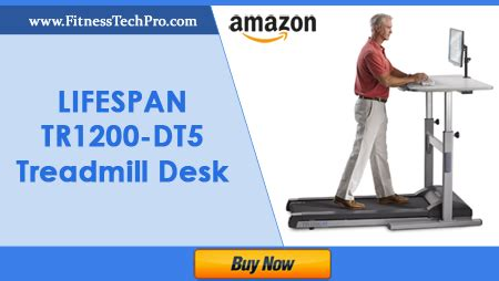 Lifespan Fitness Tr1200 Dt5 Treadmill Desk by The Ultimate Treadmill Buying Guide Fitness Tech Pro