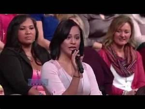 Audience Member on Steve Harvey Show - YouTube