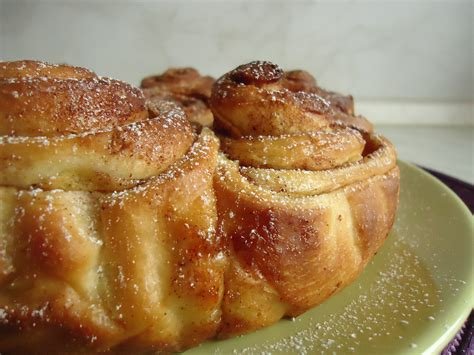 brioche cannelle et pommes recettes de desserts plus