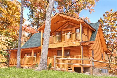 Stardust Mountain 4 Bedroom Pigeon Forge Cabin Rental