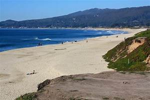 Francis Beach – Half Moon Bay State Beach, Half Moon Bay ...