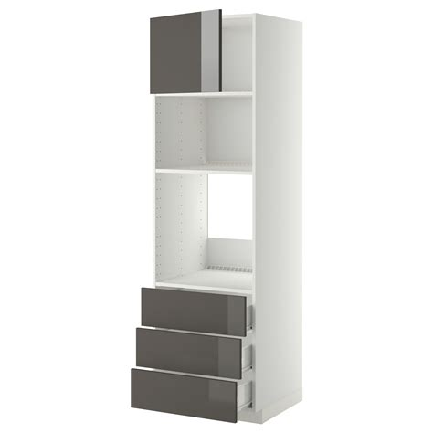 colonne four micro onde ikea table de lit