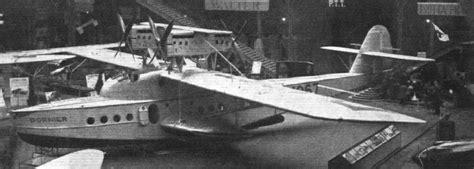 Klem Flying Boat by Dornier Do S
