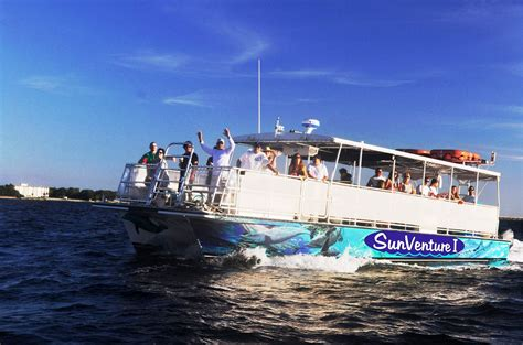 Destin Party Boat Rentals by Year Round Private Destin Cruises Charters Birthday
