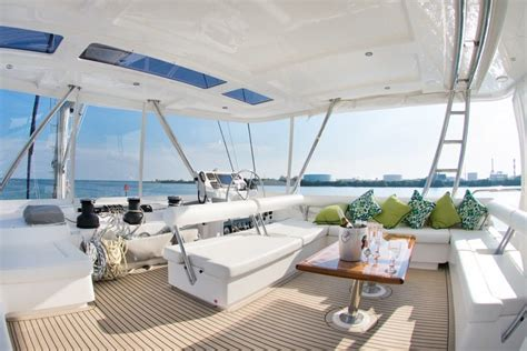 Catamaran Charter Florida by Lady Susan Catamaran Luxury Catamaran Rental Florida