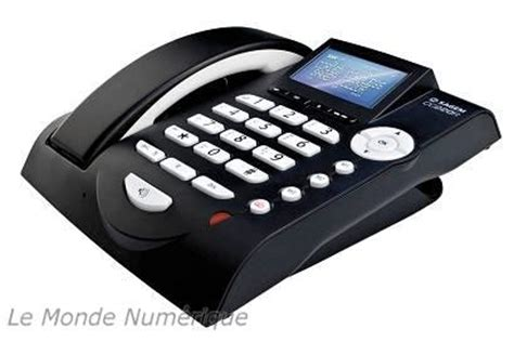 sagemcom cc220r ou le t 233 l 233 phone filaire sans fil paperblog
