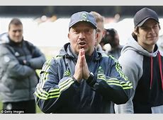 Real Madrid boss Rafa Benitez refuses to name Cristiano
