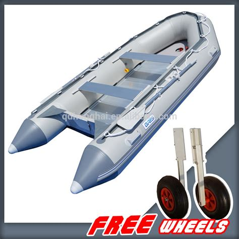 Inflatable Boat Outboard by Ce Certifitaction Inflatable Boat With Outboard Motor