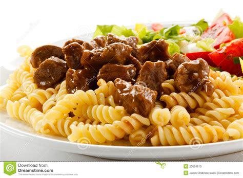p 226 tes avec de la viande photo stock image 20634810