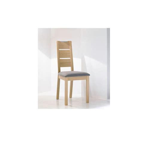 chaise en ch 234 ne massif