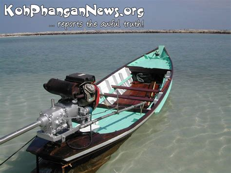 Long Island Motor Boats For Sale by Boat For Sale On Koh Phangan Island Koh Phangan Island News
